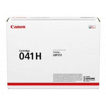 Canon Cartridge 041H Black Toner 20k