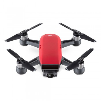 DJI Spark Fly More Combo (EU) Lava Red