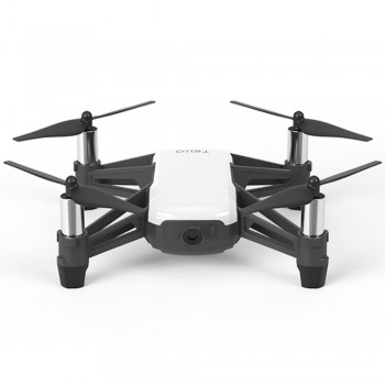 DJI Tello Drone - 5MP Photos, Intel Processor, 1280x720p, White