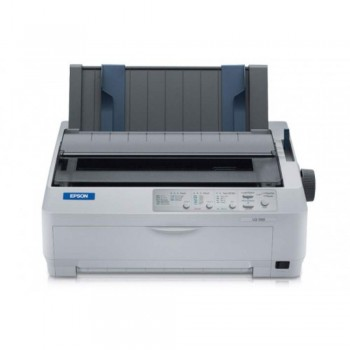 EPSON LQ-590 - A4 24-Pin USB/Parallel Dot Matrix Printer