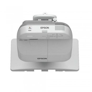 Epson EB-595Wi Finger Touch Ultra-short-Throw (WXGA/3300ml) LCD Business Projector (Item No: EPSON EB-595WI)