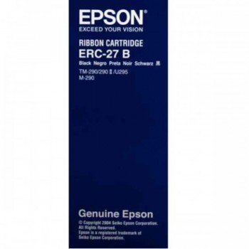 Epson ERC 27 Ribbon - Black (Item No: EPS ERC 27)