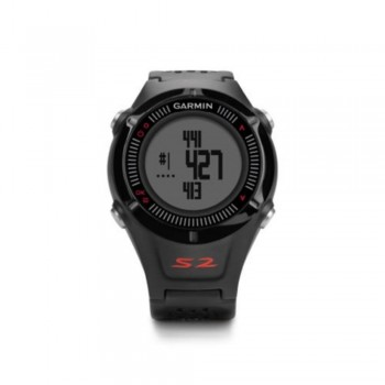GARMIN Approach S2 Golf Watch - Black