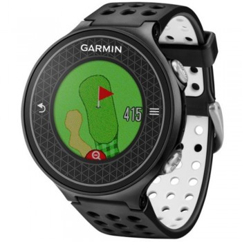 GARMIN Approach S6 GPS Golf Watch - Black (Item No: G09-66)