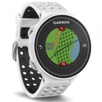 GARMIN Approach S6 GPS Golf Watch - White (Item No: G09-67)