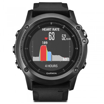 Garmin Fenix 3 HR Watch (Item No : G09-133)