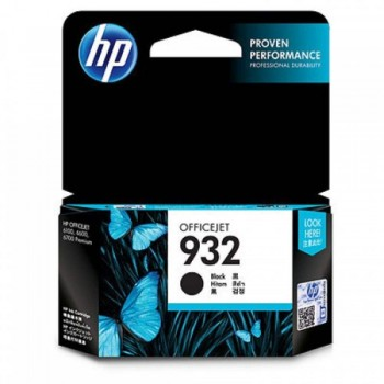 HP 932 Black Officejet Ink Cartridge (CN057AA)