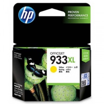 HP 933XL Yellow Officejet Ink Cartridge (CN056AA)