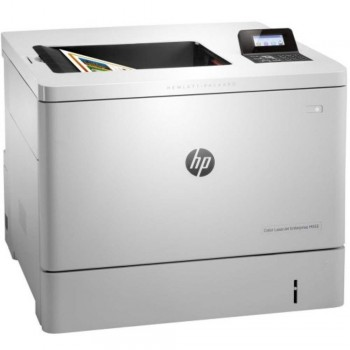 HP Color LaserJet Enterprise M553dn - A4 Single-Functions/ Network/ Duplex Color Laser Printer