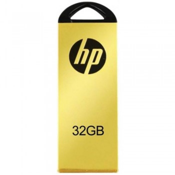 HP V225w Gold Plated USB 2.0 - 32GB
