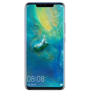 Huawei Mate 20 PRO 6.39 IPS Smartphone - 128gb, 6gb, 12mp + 16mp + 8mp, 4200mah, Twilight Blue