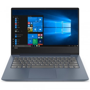 "Lenovo Ideapad 330s-14IKB 81F40192MJ 14"" FHD Laptop - i5-8250U, 4GB DDR4, 512GB SSD, AMD M535 2GB, W10, Blue"