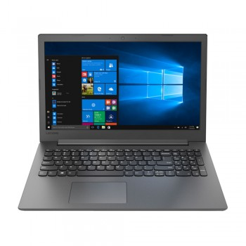 "Lenovo Ideapad 130-15AST 81H5001VMJ 15.6"" Laptop - A6-9225, 4GB DDR4, 500GB, AMD R4 SHARE, W10, Black"