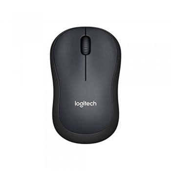 Logitech M221 SILENT Wireless Mouse-Charcoal