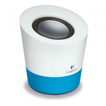 Logitech Multimedia Speaker Z50 - Ocean Blue