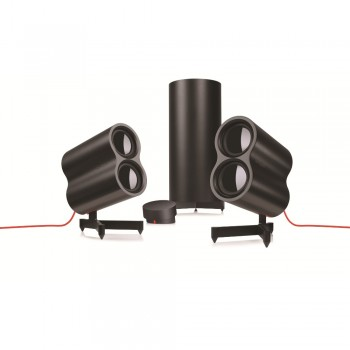 Logitech Speaker System Z553 - 40W RMS Power & 3 Device Inputs