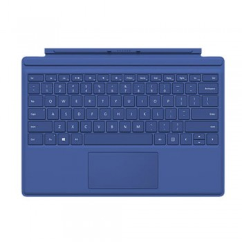 Microsoft SURFACE PRO 4 TYPE COVER QC7-00066- BLUE (Item No: GV160825091967)