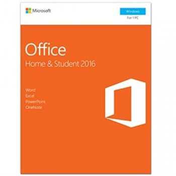 Microsoft OFFICE HOME & STUDENT 2016 WIN ENG A (Item No: GV160605211935)