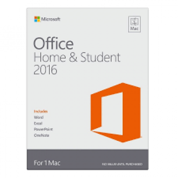Microsoft Office MAC Home Business 1PK 2016 English APAC EM Medialess P2 (Item No:GV160809211987)