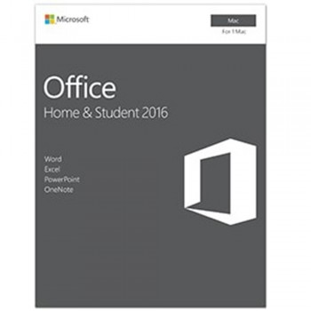 Microsoft OFFICE MAC HOME STUDENT 2016 ENGLISH (Item No: GV160605211958)