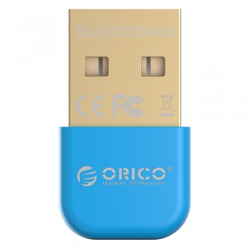 Orico BTA-403 USB Bluetooth 4.0 Adapter - Blue
