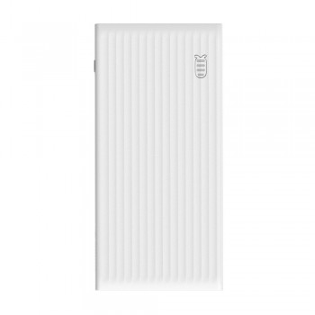 Orico K Series 10000mAH Power Bank with QC3.0/QC2.0/FCP/BC1.2/MTK/PE2.0/PE1.1/AFC/Type-C - White