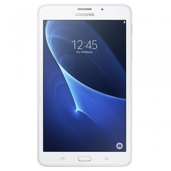 "Samsung Galaxy Tab A 7"" PLS TFT Tablet - 8gb, 1.5gb, 5mp, 4000mAh, White"