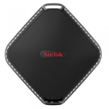 SanDisk Extreme 500 Portable SSD - 240GB (Item No: SDSSDEXT-240G)