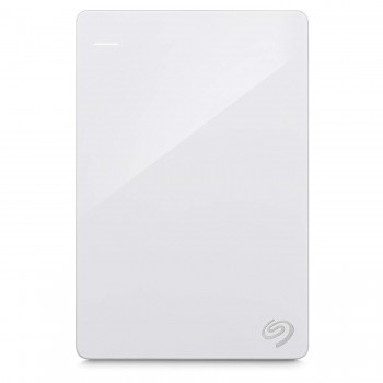 Seagate STDR1000307 Backup Plus 1TB Slim Portable Drive (White)
