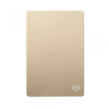 Seagate STDR1000309 Backup Plus 1TB Slim Portable Drive (Gold)
