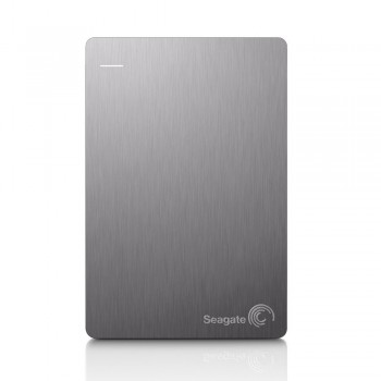 Seagate STDR1000301 Backup Plus 1TB Slim Portable Drive (Silver)