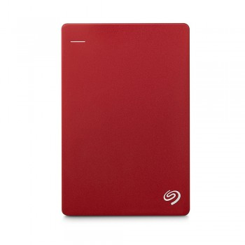 Seagate STDR2000303 Backup Plus 2TB Slim Portable Drive (Red)