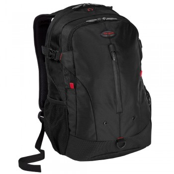 "TARGUS 15.6"" Revolution Terra Backpack (TSB226AP) - Black (Item No: TARGUS-TERRA BP)"