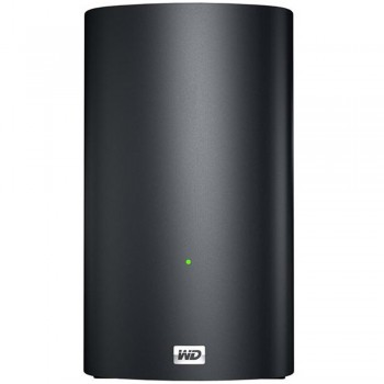 "WD My Book Duo 3.5"" 4TB - Black (Item No: WDBLWE0040JCH)"