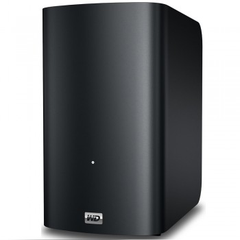 "WD My Book Duo 3.5"" 6TB - Black (Item No: WDBLWE0060JCH)"