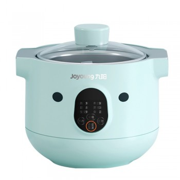 Joyoung Adorable Mini 1L Ceramic Multi-function Insulation Boiling Slow Electric Stew Pot