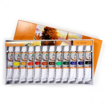 Marie's Oil Colour Set 12 x 12ml