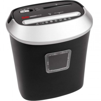 Geha Shredder Home & Office X10 CD - Cross-cut paper,5 x 38mm,2.25m/Min.21 litre (Item No: G06-16) A7R1B6