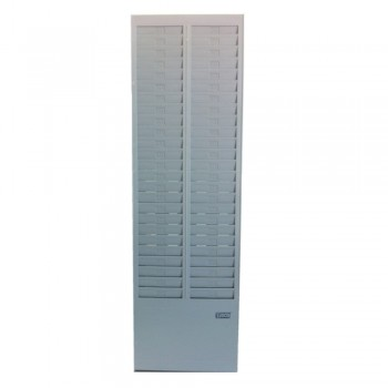 Punch Card Rack 50's