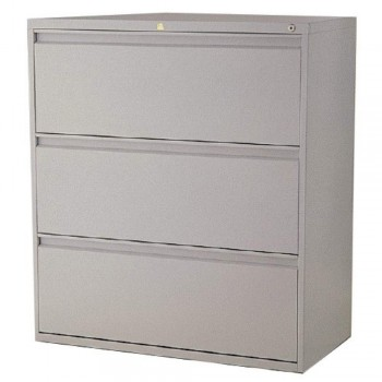 LION Lateral Filing Cabinet LF3D - 3-Drawer