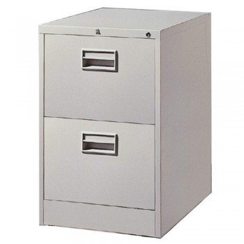 Steel Filing Cabinet LX42PS - 2-Drawer