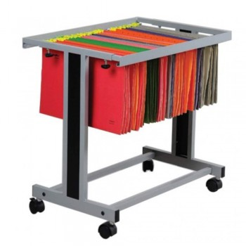Filing Pocket Trolley FT115 - 620L x 320W x 580H mm (Item No: G05-03) A8R1B6
