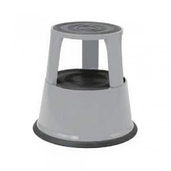 WB1123G Kick Step Stool Grey (Item No : G05-328)