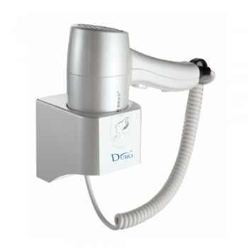 DURO Wall Mounted Hair Dryer WHD-254
