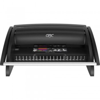 GBC CombBind 110 - Office Plastic Comb Binding Machine (12 Sheets) (Item No: G07-22) A7R1B25