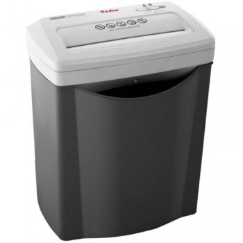Geha Shredder Home & Office S15 - 7.0mm, Strip-Cut, 15 sheets 70gsm Paper, 15L (Item No: G06-09) A7R1B1 (while stock last)