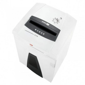 HSM Securio P44S Document Shredder - 3.9mm - Strip-Cut - 63 sheets 70gsm paper - 205L
