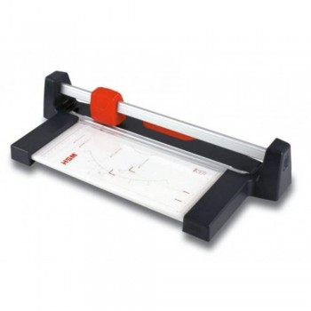 HSM T3310 Manual Paper Trimmer - Cutting Length 330mm, Capacity 10 sheets