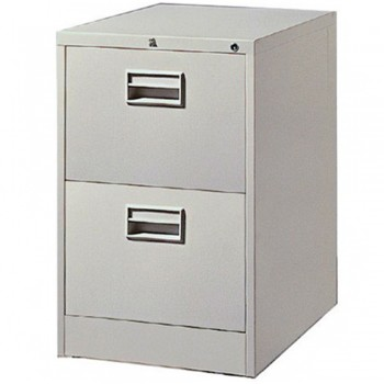 LX-42PS-AT 2 Drawer Steel Filing Cabinet