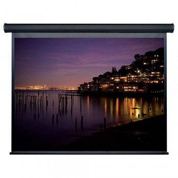 "SAMPRO 150"" Manual Wall Screen Matte White Fabric Thickness (Item No: G18-08)"